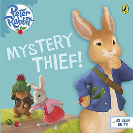 Peter Rabbit Animation: Mystery Thief! (Hardcover) Books