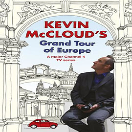 Kevin McCloud's Grand Tour of Europe (Paperback) Books