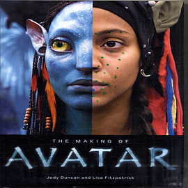 The Making of Avatar (Hardcover) Books