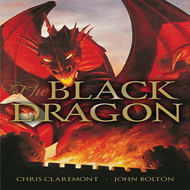 The Black Dragon (New Edition) (Hardcover) Books