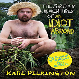The Further Adventures of an Idiot Abroad (Hardcover) Books