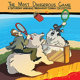 Most Dangerous Game (Paperback) Books