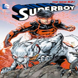 Superboy Volume 4: Blood and Steel TP (The New 52) (Paperback) Books