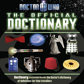 Doctor Who: Doctionary (Hardcover) Books