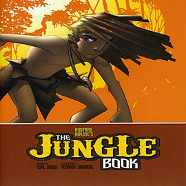 The Jungle Book (Graphic Revolve) (Paperback) Books