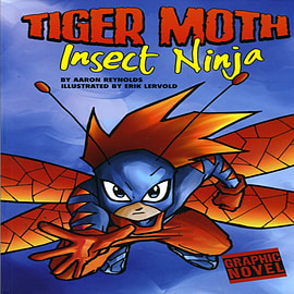 Insect Ninja (Tiger Moth) (Paperback) Books