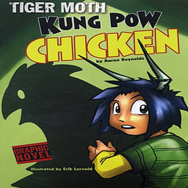 Kung Pow Chicken (Graphic Fiction: Tiger Moth) (Paperback) Books