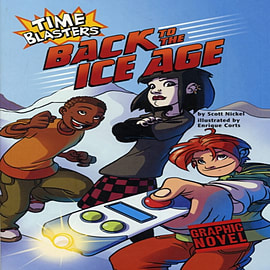 Back to the Ice Age (Time Blasters) (Paperback) Books
