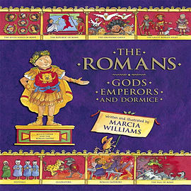 The Romans: Gods, Emperors and Dormice (Hardcover) Books