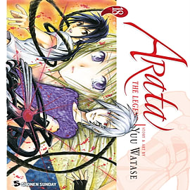 Arata: The Legend 18 (Paperback) Books
