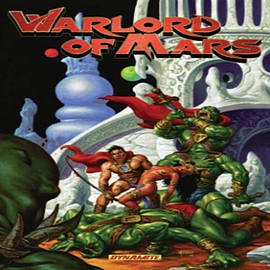 Warlord of Mars Volume 4 (Paperback) Books