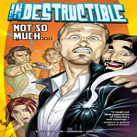 Indestructible Volume 1: Not So Much... (Paperback) Books