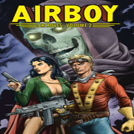Airboy Archives Volume 2 (Paperback) Books