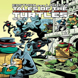 Tales of the Teenage Mutant Ninja Turtles Volume 5 (Paperback) Books