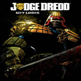 Judge Dredd: City Limits (Paperback) Books