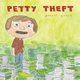 Petty Theft (Paperback) Books