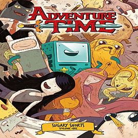 Adventure Time - Sugary Shorts Vol.1 (Paperback) Books