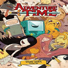 Adventure Time - Sugary Shorts Vol.1 (Paperback) Books