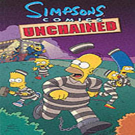 Simpsons Comics Unchained (Paperback) Books