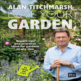 Love Your Garden (Paperback) Books