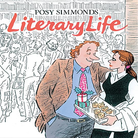 Literary Life (Hardcover) Books
