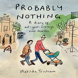 Probably Nothing: A diary of not-your-average nine months (Hardcover) Books