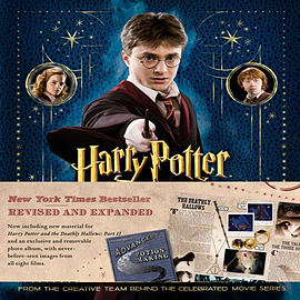 Harry Potter Film Wizardry (Revised and expanded) (Hardcover) Books