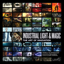 Industrial Light & Magic (Hardcover) Books