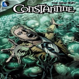 Constantine Volume 2 TP (The New 52) (John Constantine Graphic Novel) (Paperback) Books