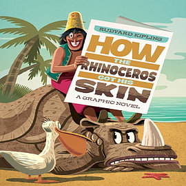 How the Rhinoceros Got His Skin (Just So Stories) (Paperback) Books