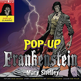 Frankenstein (Pop Up Classics) (Hardcover) Books
