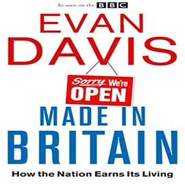 Made In Britain: How the Nation Earns Its Living (Hardcover) Books
