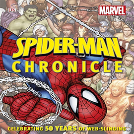 Spider-Man Year by Year a Visual Chronicle (Dk Marvel) (Hardcover) Books