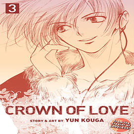 Crown of Love Vol 3 (Paperback) Books