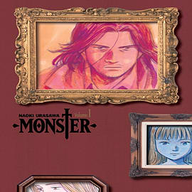 Monster The Perfect Edition 1 (Paperback) Books
