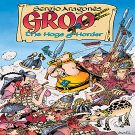 Groo: The Hogs of Horder (Paperback) Books