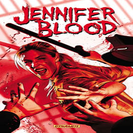 Jennifer Blood Volume 5 (Paperback) Books
