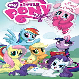 My Little Pony: Friendship is Magic Volume 2 (My Little Pony (IDW)) (Paperback) Books