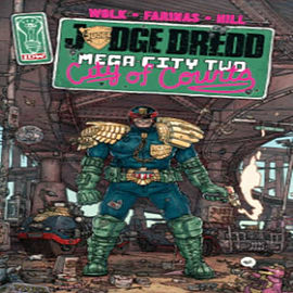 Judge Dredd: Mega-City Two (Paperback) Books