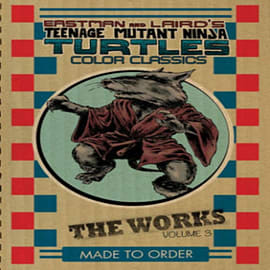 Teenage Mutant Ninja Turtles: The Works Volume 3 (Teenage Mutant Ninja Turtles (IDW Unnumbered)) (Ha Books