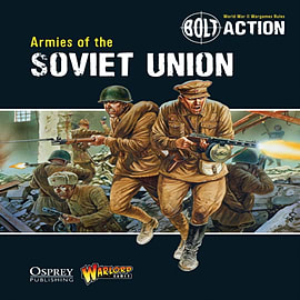 Bolt Action: Armies of the Soviet Union (Paperback) Books