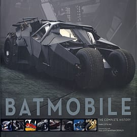 Batmobile: The Complete History (Hardcover) Books