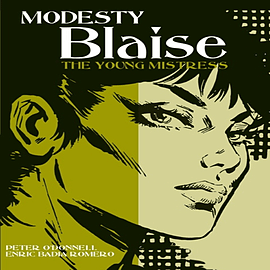 Modesty Blaise - The Young Mistress (Modesty Blaise (Graphic Novels)) (Paperback) Books