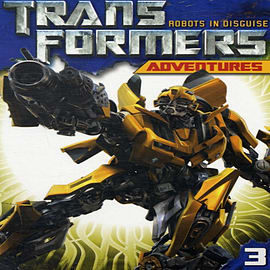 Transformers Adventures: v. 3 (Paperback) Books