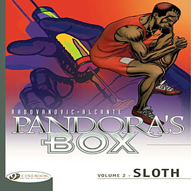 Pandora's Box Vol.2: Sloth (Paperback) Books