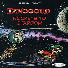 Iznogoud Vol.8: Rockets to Stardom (Paperback) Books