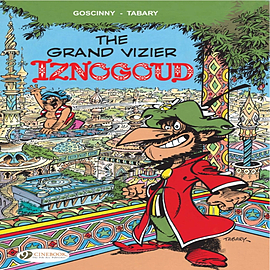 Iznogoud Vol. 9 (Adventures of the Grand Vizier Iznogoud) (Paperback) Books