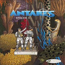 Antares Volume 5 : Episode 5 (Paperback) Books
