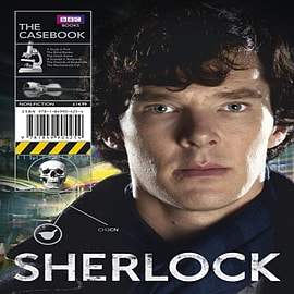 Sherlock: The Casebook (Hardcover) Books