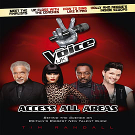 The Voice: The Official Behind-The-Scenes Guide. (Hardcover) Books